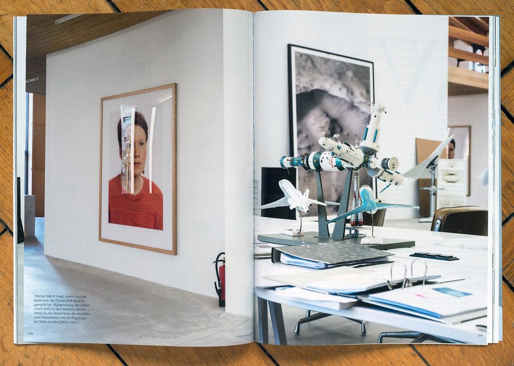 Vogue Thomas Ruff Albert Kriemler 2014