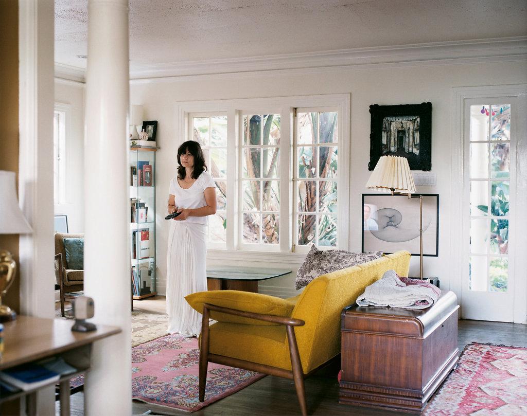 Frances Stark Los Angeles 2004 II