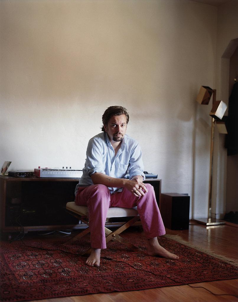 Friedrich Kunath Los Angeles 2009