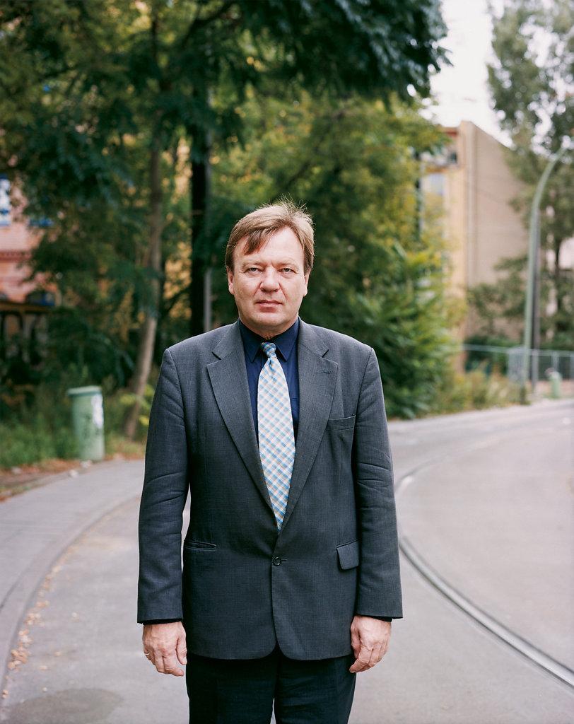 Joachim Lottmann Berlin 2003