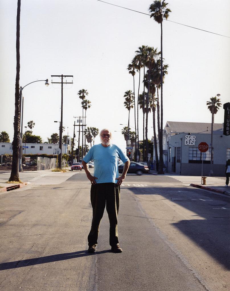 John Baldessari Los Angeles 2004 II