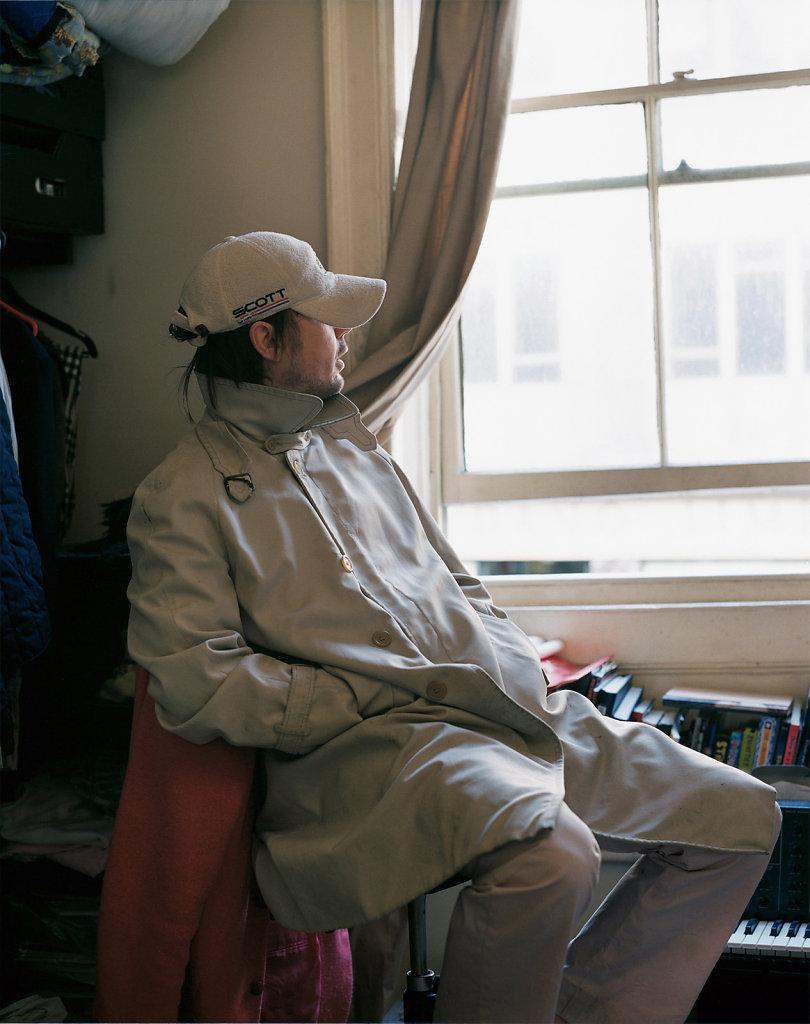 Mark Leckey London 2001