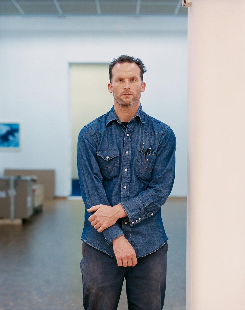 Matthew Barney Köln 2002
