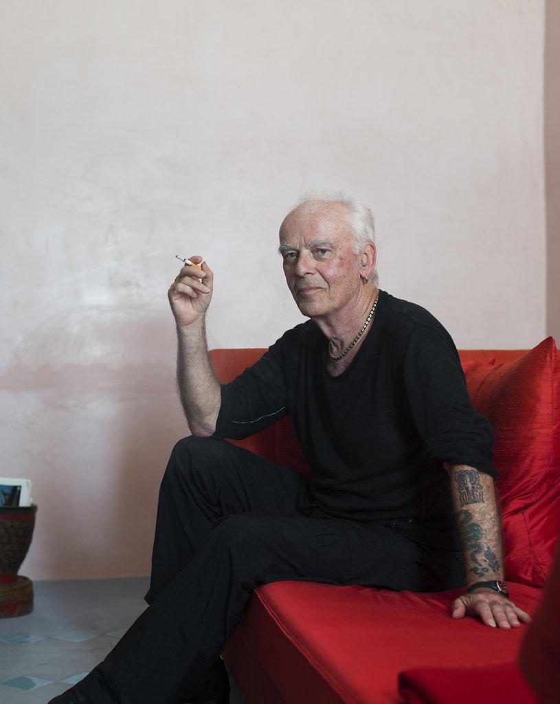 Jürgen Klauke Haira 2013