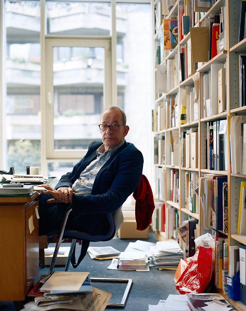 Kasper König Köln 2011