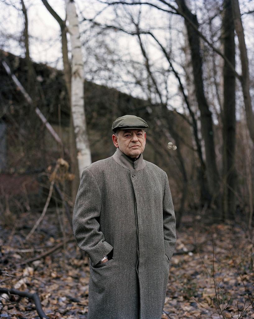 Michael Schmidt Berlin 2013