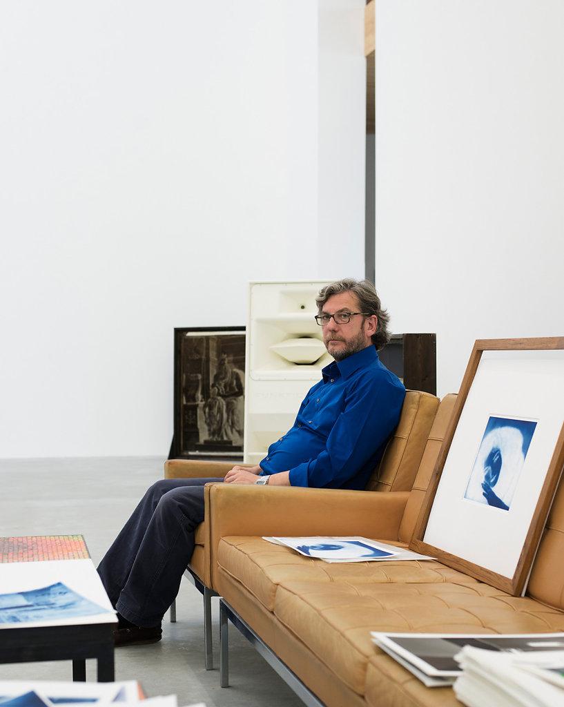 Thomas Ruff Düsseldorf II 2014