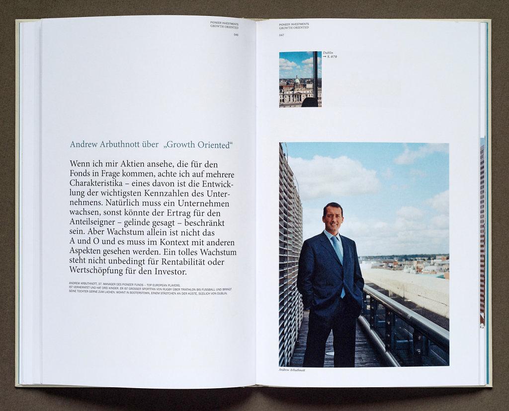Pioneer Investments Booklet 2006 (Andrew Arbuthnott, Dublin)