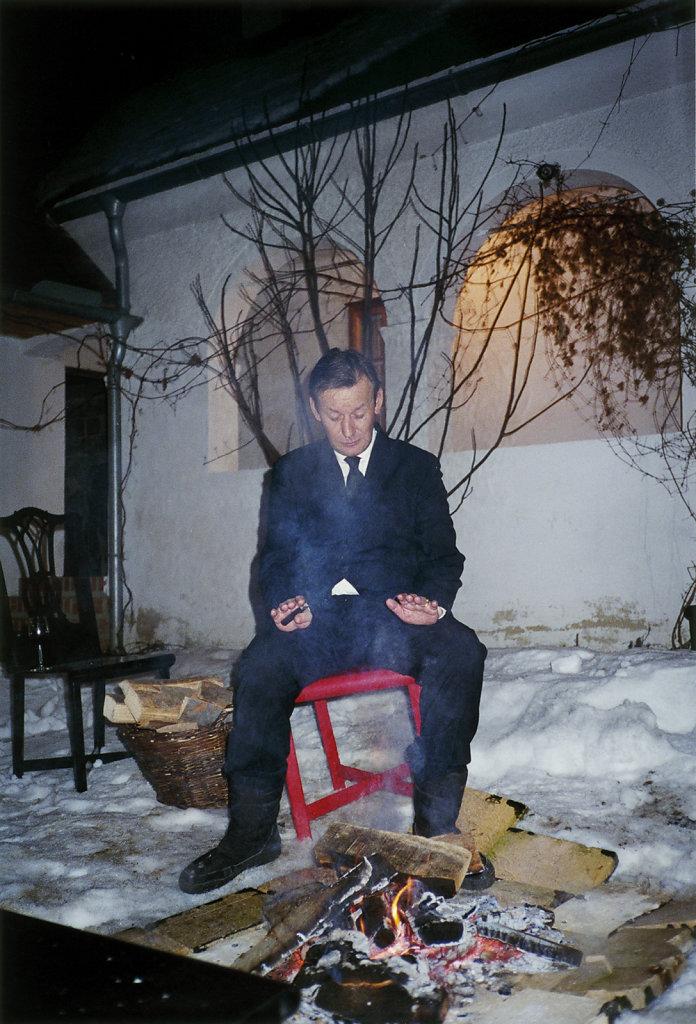 Martin Kippenberger Jennersdorf 1996