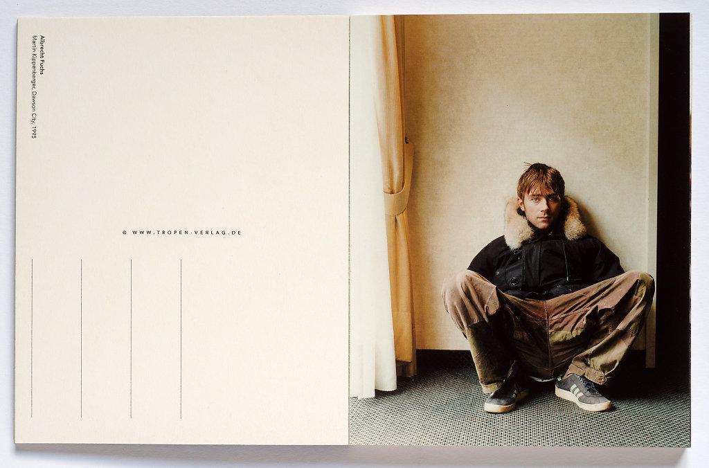 Postcardbook Tropen 2000 (Damon Albarn)
