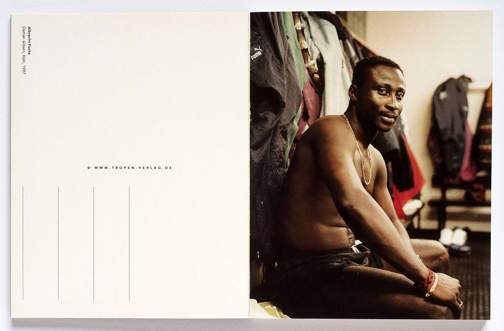 Postcardbook Tropen 2000 (Anthony Yeboah)