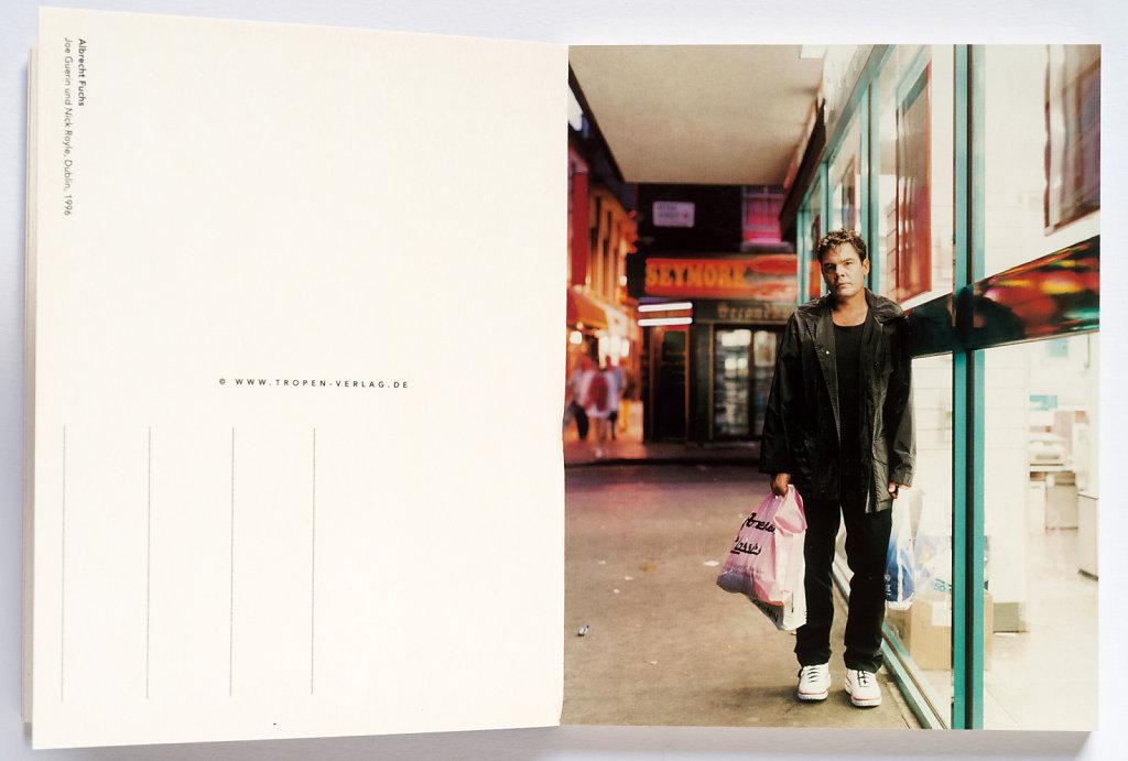 Postcardbook Tropen 2000 (Marian Gold)