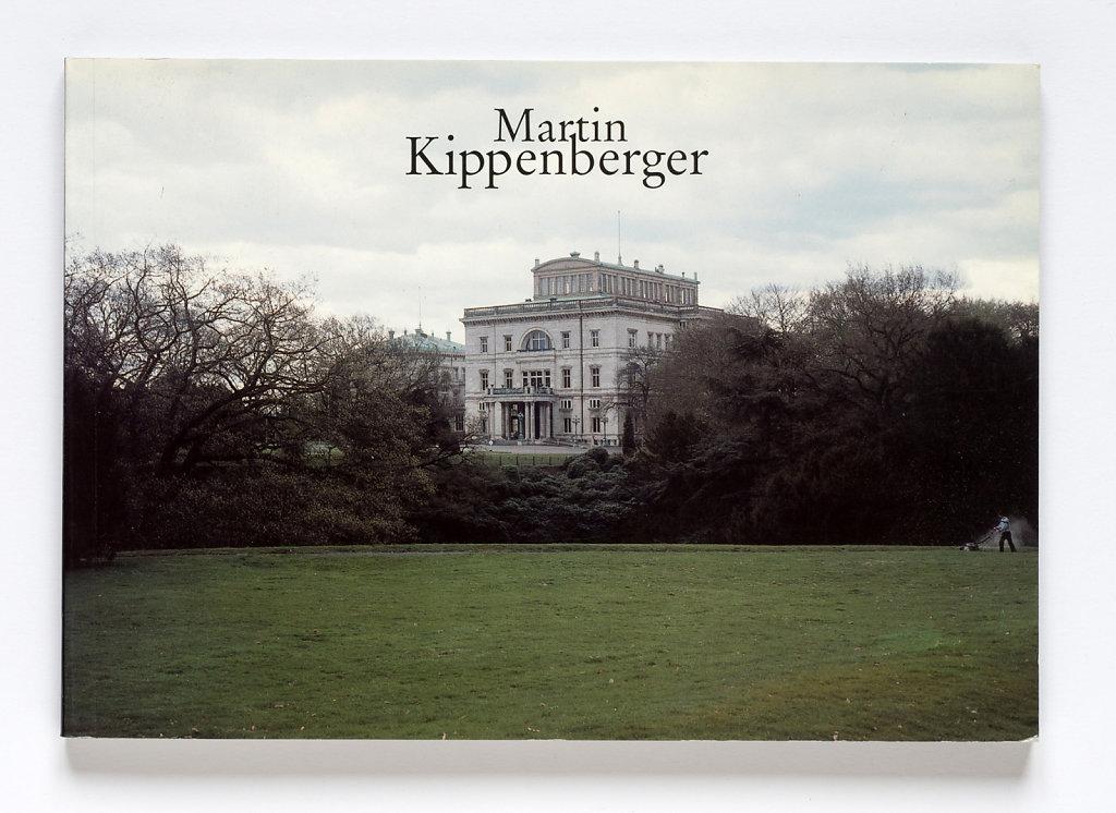 Martin Kippenberger - Vergessene Einrichtungsprobleme in der Villa Hügel (Villa Merkel) / Forgotten Interior Design Problems at Home