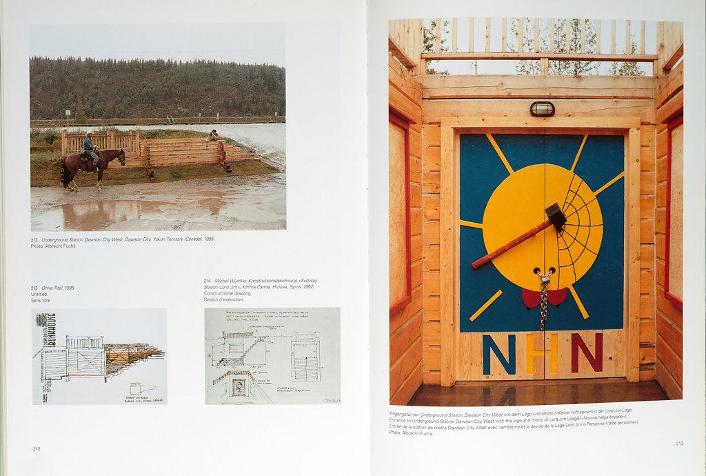 KIPPENBERGER Taschen 1997 Underground Station Dawson City West 1995