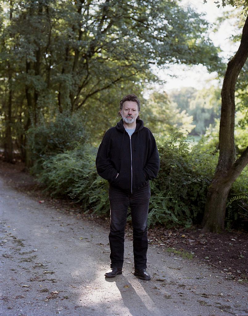 Walter Dahn Cologne 2011