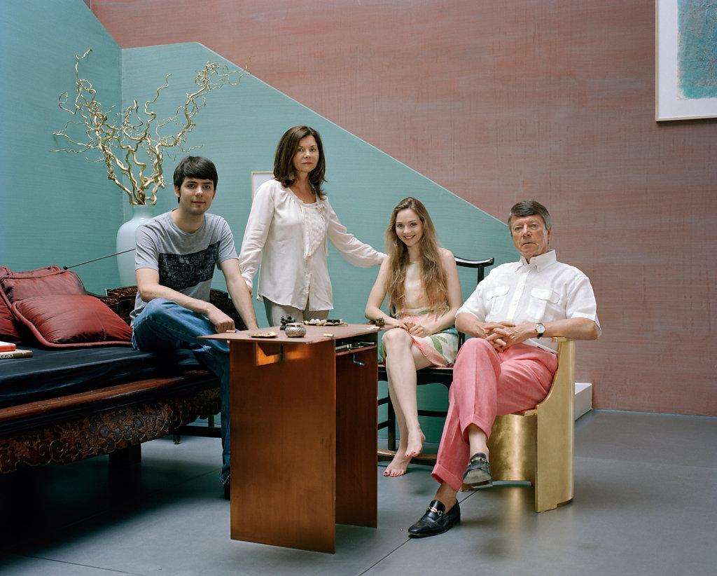 The Kortman Family Cologne 2010