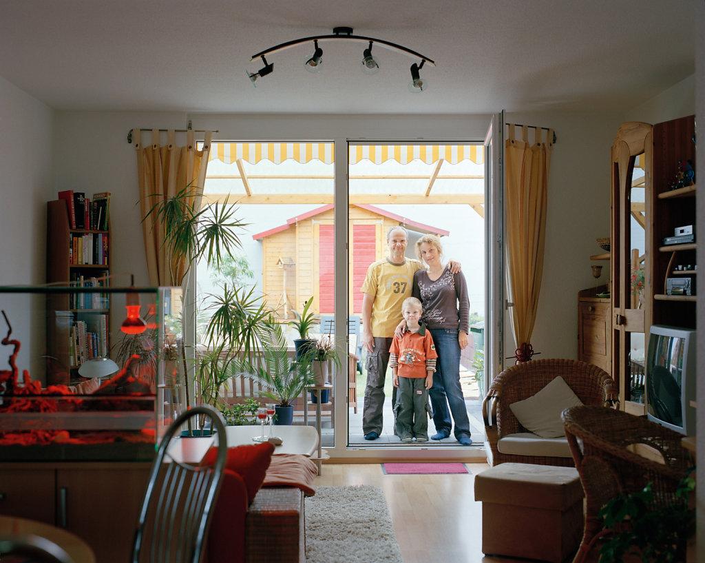 Familie O. Koblenz 2008
