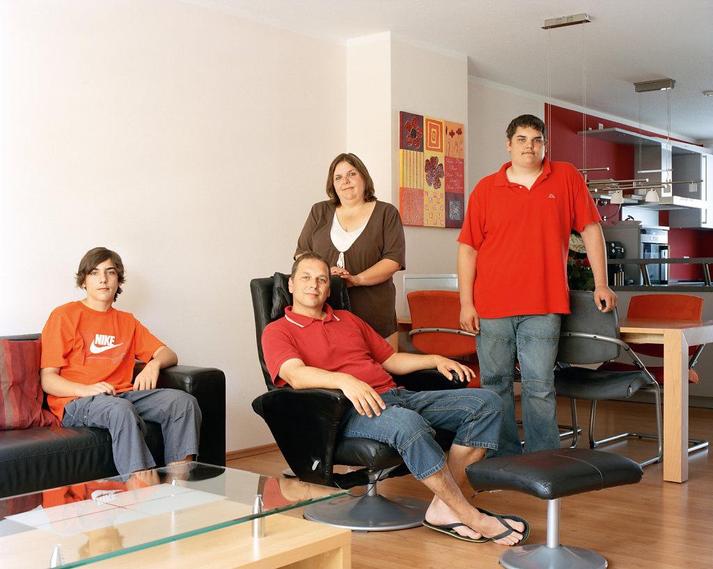 Familie K. Ilvesheim 2008