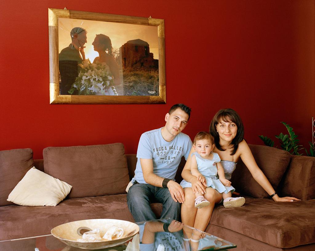 Familie I. Ilvesheim 2008