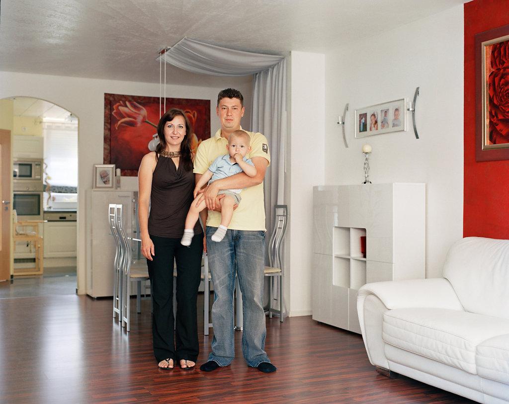 Familie A. Kaiserslautern 2008