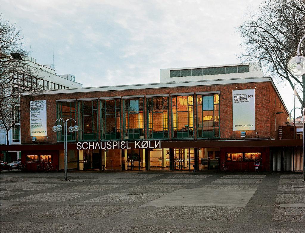 Liebe Deine Stadt – Schauspielhaus Köln