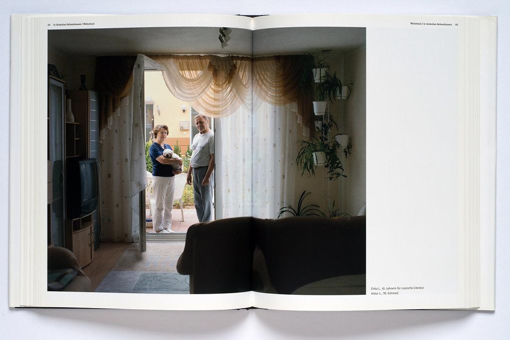 Familie L. Weilersbach 2008