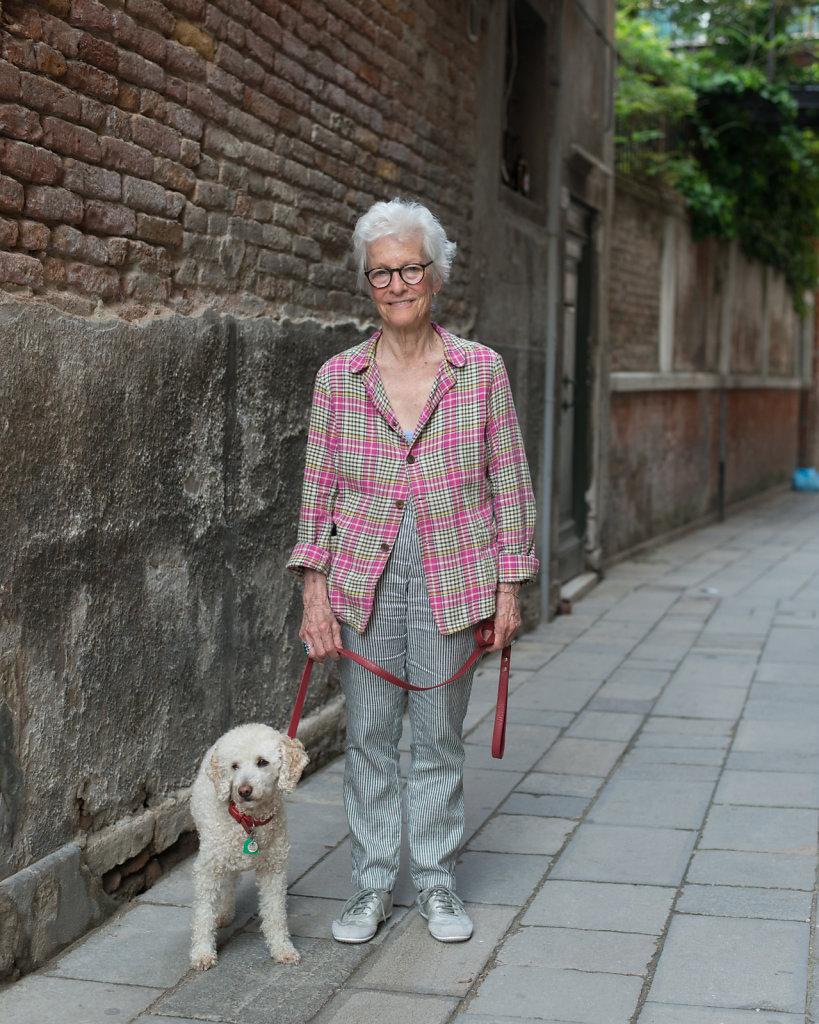 Artblog Cologne Joan Jonas, Venice 2015