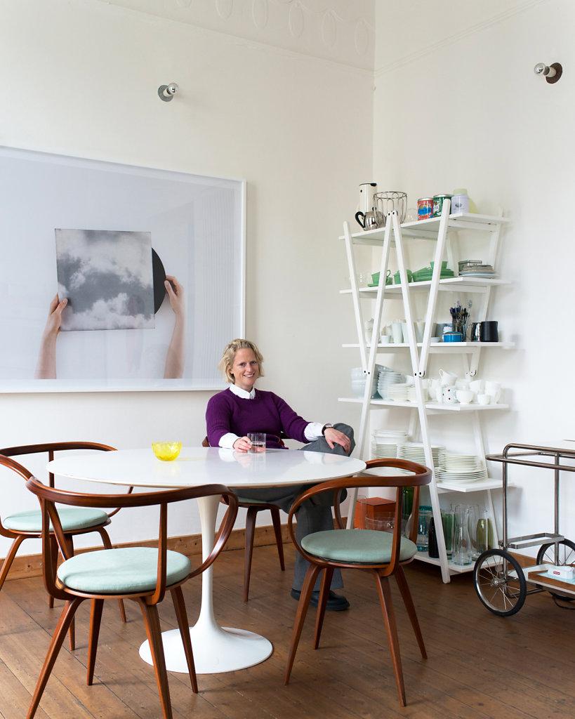 SSENSE.COM Model Agent Eva Gödel Cologne 2017