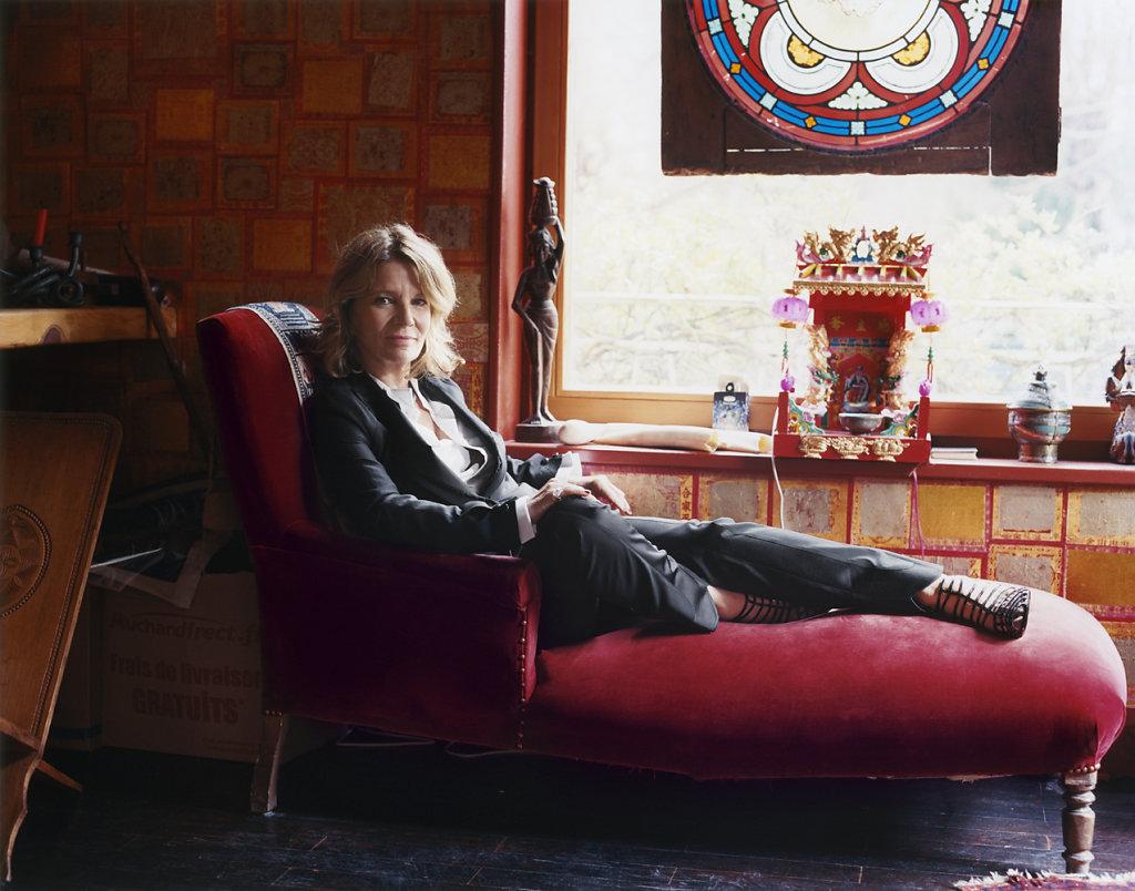 Le Monde M Nicole Garcia Paris 2009