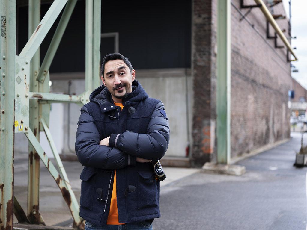 Eko Fresh for Gaffel Kölsch Cologne 2019