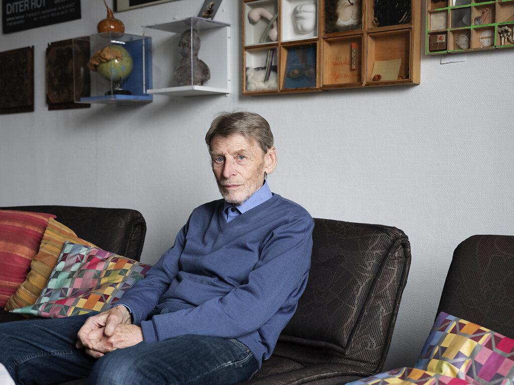 Carlo Schröter Düsseldorf 2018