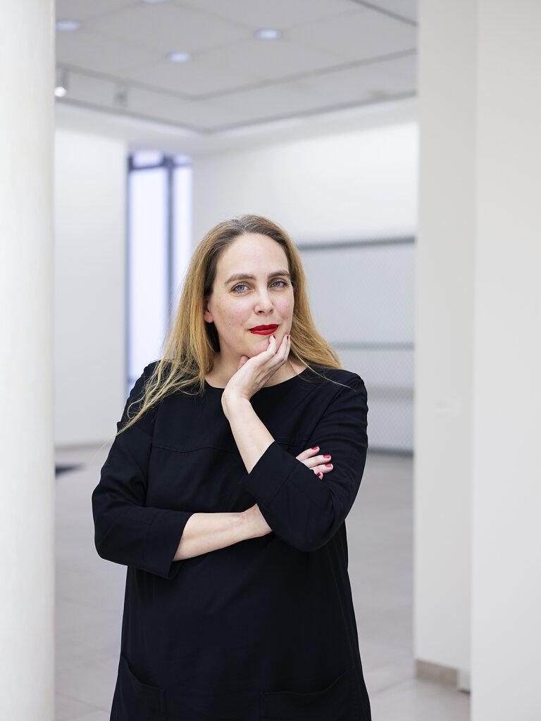 DIE DAME - Frau Direktorin - Susanne Pfeffer Frankfurt 2019