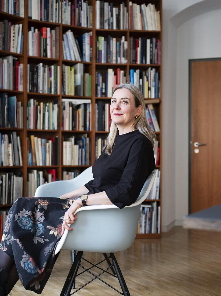 DIE DAME Marion Ackermann Dresden 2019