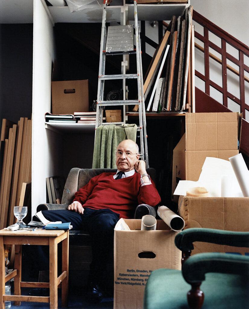 Cahier #44 Konrad Klappheck Düsseldorf 2006