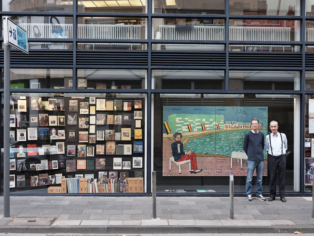 Franzend Walther König Cologne for Monopol Magazine 2019