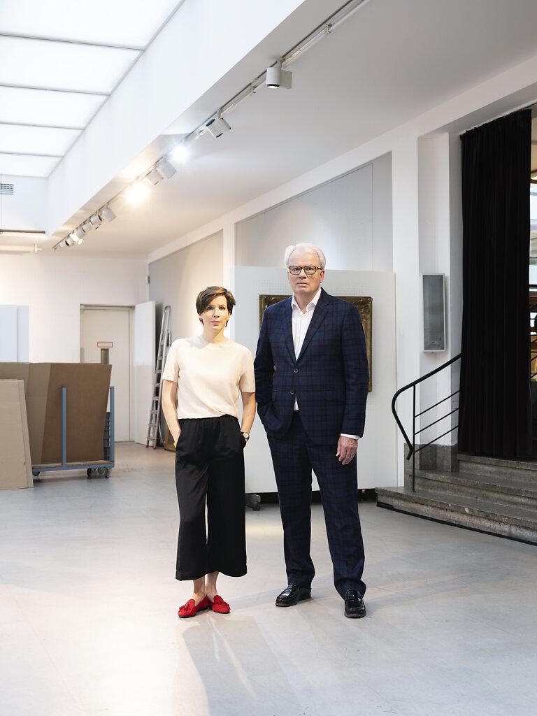 Isabel Apiarius_Hanstein & Hendrik Hanstein Cologne 2020
