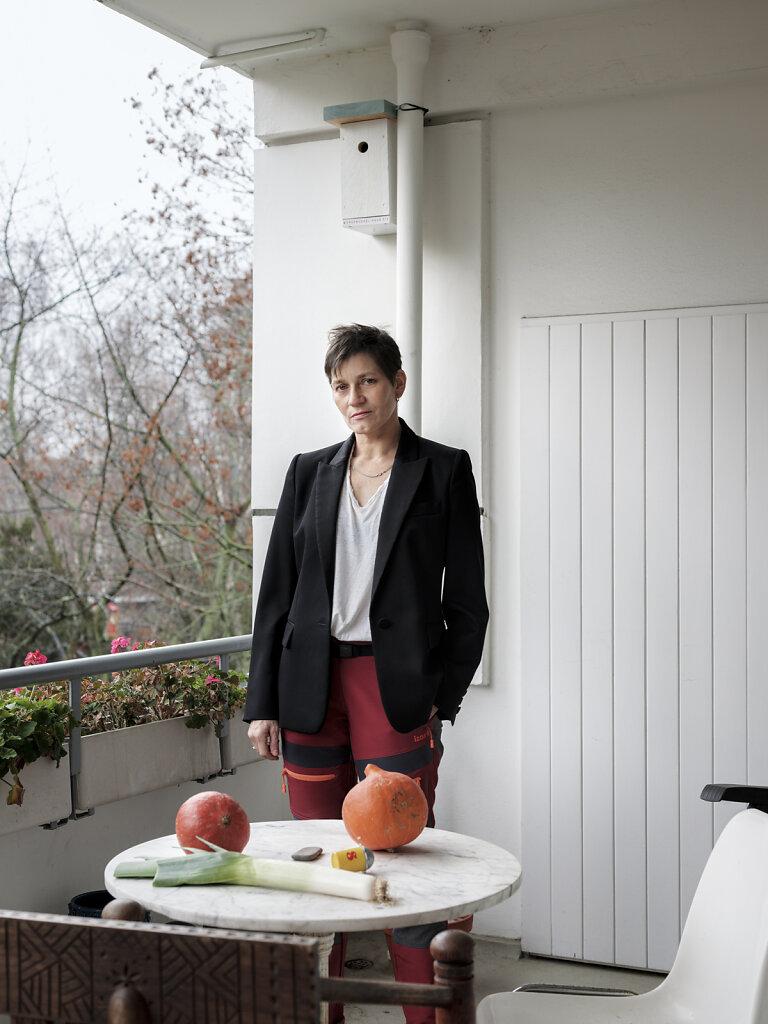 Alexandra Bircken, Berlin 2019