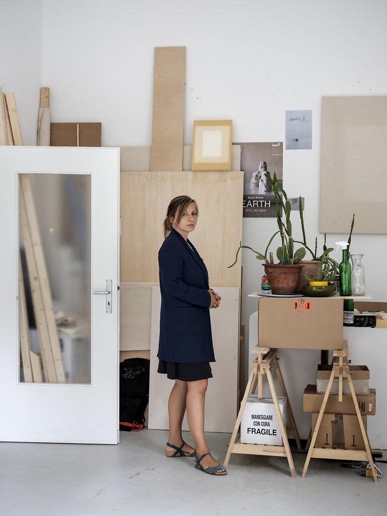 Johanna von Monkiewitsch Cologne 2020